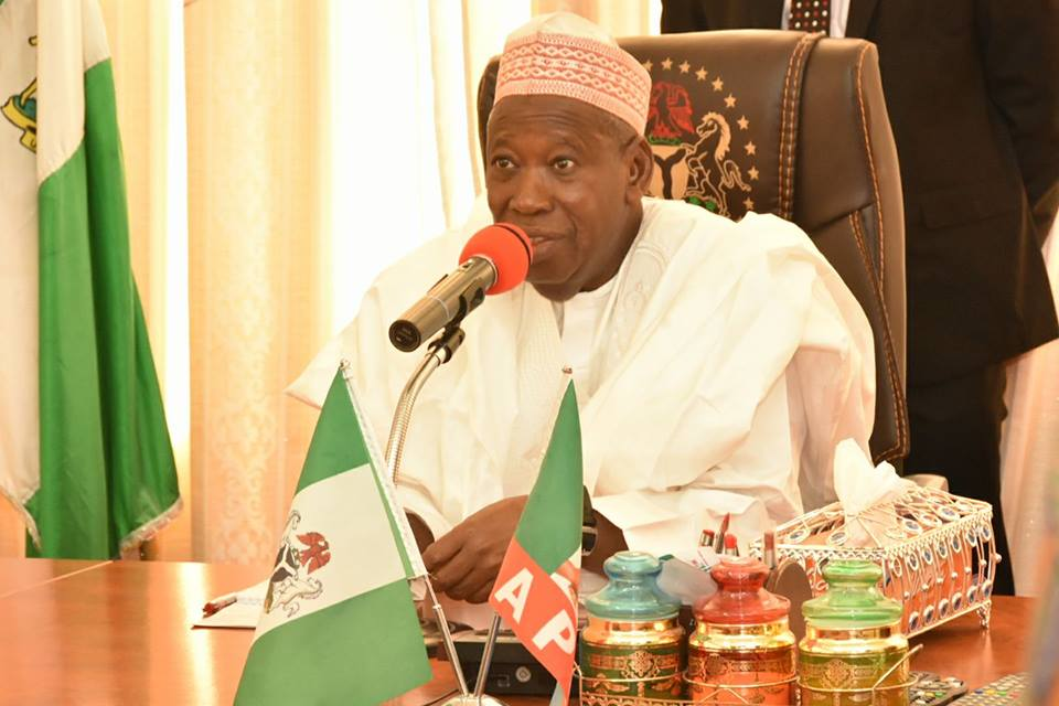 Eid-El Fitr: Ganduje approves payment of June salary for Kano workers