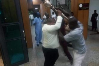 Senate Invasion: Labour condemns attack; says democracy at risk
