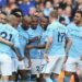 Man City return to top of Premier League after derby win