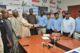 NFF seals Eagles sponsorship deal with TVS