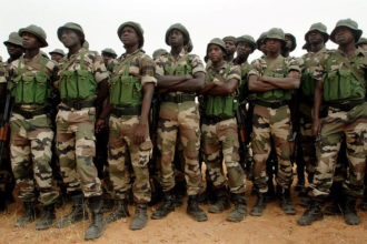 Army needs more medical personnel, says Corp Commander