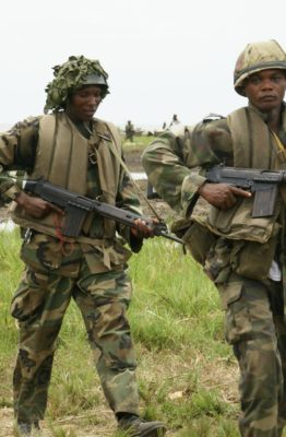 Soldiers free arrested kidnap kingpin, kill three policemen, one civilian