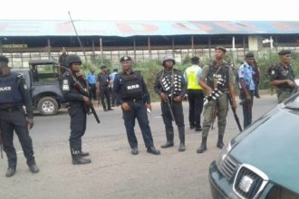 Police nab suspected killers of DPO in Rivers