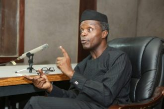 Jonathan ordered withdrawal of $270m from CBN without executing any project – Osinbajo