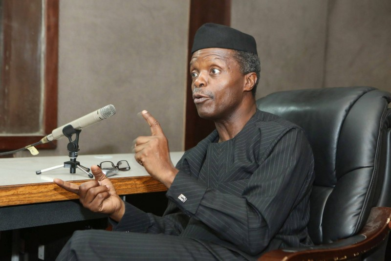 Ajaokuta Steel Complex will soon come to life - Osinbajo assures