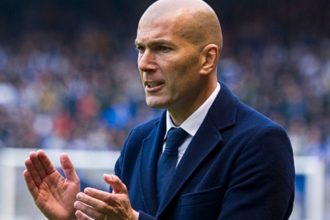 Real would not honour Barcelona title win - Zidane
