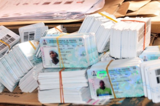 Lagos: INEC begins distribution of PVCs for new registrants