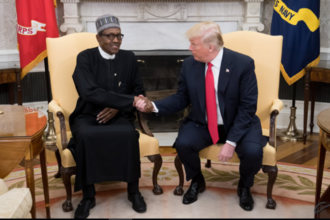 I regret hosting Buhari; he's so lifeless! - Trump