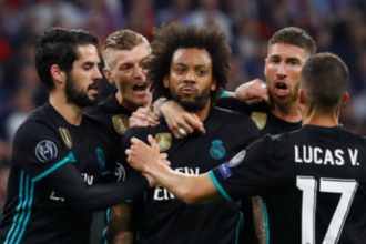 Real Madrid grab much-needed win with late goals against Real Valladolid