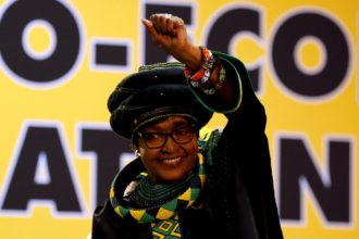 South Africa announces burial plans for Winnie Mandela