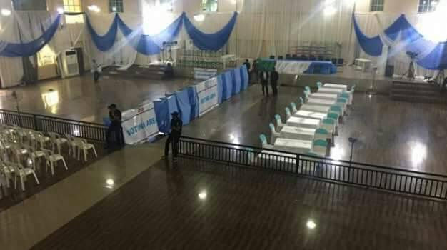 APC Primary: Heavy security in Ado Ekiti as accreditation commences