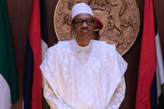 Why I entrusted women with Nigeria's treasury – Buhari