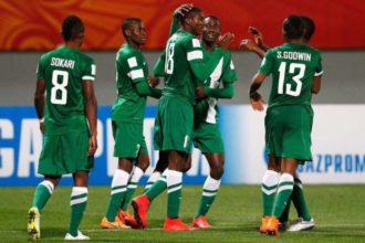 Flying Eagles beat Mauritania 5-0, qualify for Niger 2019
