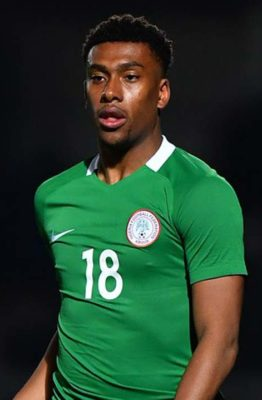 CAF ignores Ahmed Musa as Iwobi makes 10-man final list