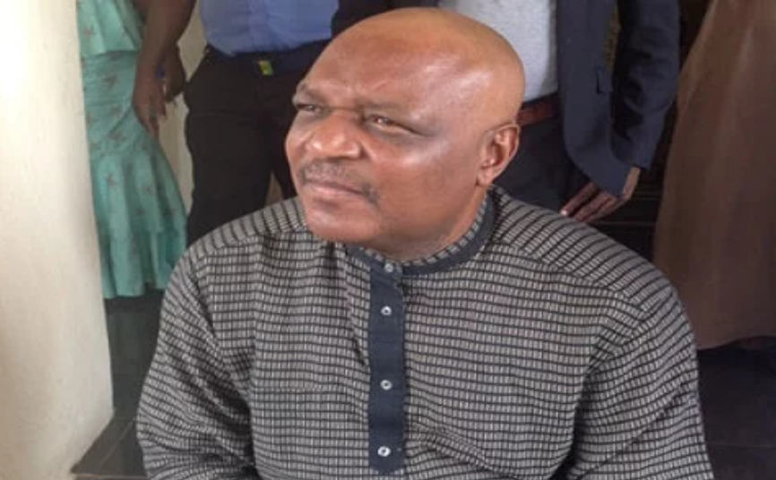 Court rejects bail application of convicted ex-Taraba Gov Jolly Nyame