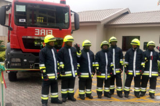 Lagos Govt. recruits 250 firefighters in 3 years