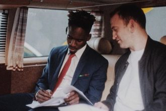 I buy cars for people but don't have one myself - Mr. Eazi