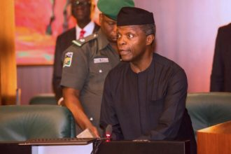 How I rose through the ranks to my present status in politics – Osibanjo