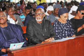 [PHOTOS] Late Oyo Speaker, Michael Adeyemo laid to rest