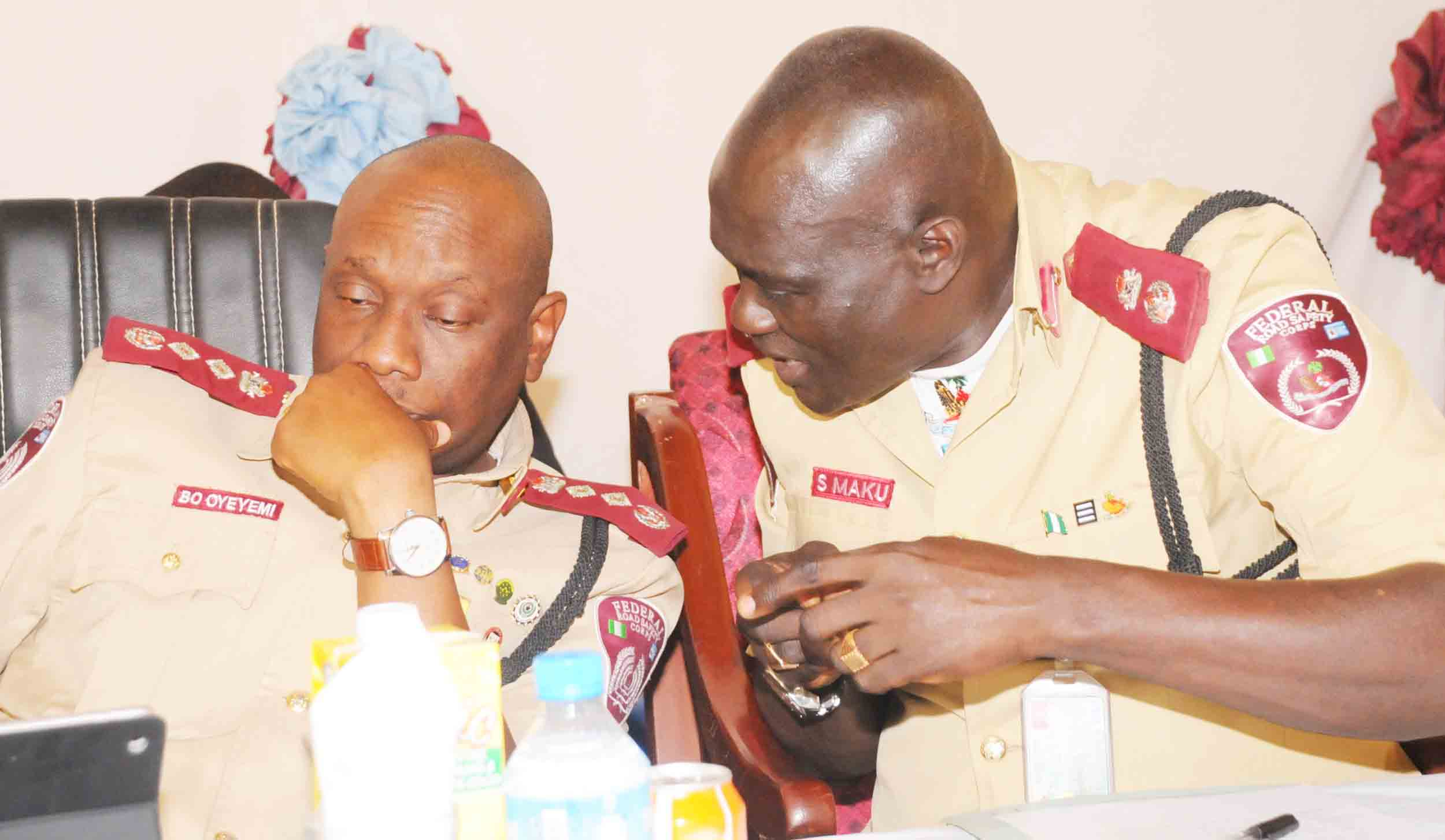 2019 Elections: FRSC boss warns officers against partisanship