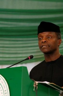 Dialogue, engagement crucial for national unity - Osinbajo