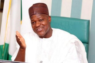 Secret defection: PDP welcomes Dogara, calls him 'patriotic'