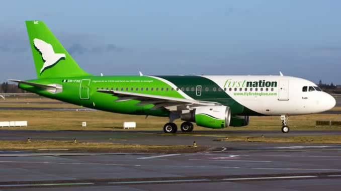 NCAA suspends FirstNation Airways indefinitely over alleged licence infraction