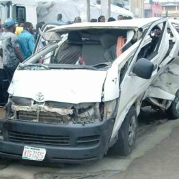 Nine perish in Lagos-Ibadan Expressway accident
