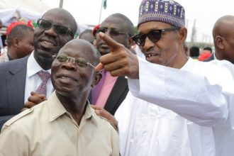 Buhari to Oshiomhole: Allow aggrieved APC members seek redress in court