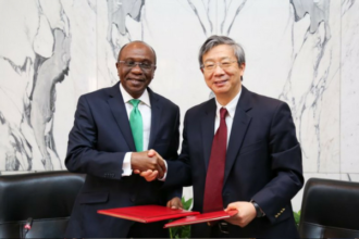 CBN begins forex trading in Chinese currency