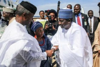 Killings: Osinbajo visits Plateau, says perpetrators won't go unpunished