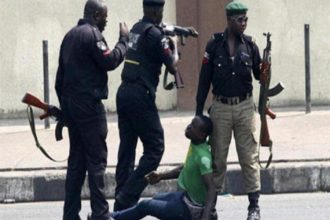 Police tear-gas crowd at Yobe Assembly