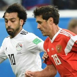 World Cup: Russia defeat Salah's Egypt 3-1 to top Group A