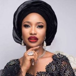 Tonto Dikeh dares trolls who threatened to leak her nudes on Instagram