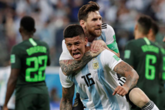 World Cup: Nigeria match was a difficult game - Messi