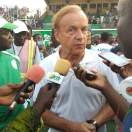 Libya v Nigeria: Super Eagles victory a huge test of character - Rohr