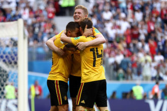 Russia 2018: Meunier, Hazard score as Belgium settles for Bronze