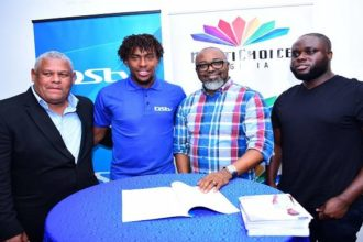 MultiChoice signs Iwobi as DSTV ambassador