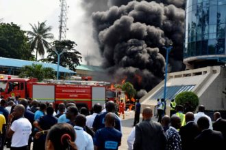 Ecobank reacts to fire incident at its headquarters