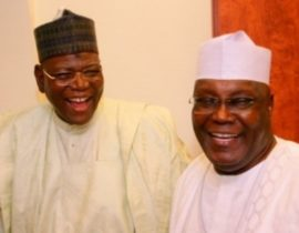 2019: Lamido may withdraw support for Atiku – Aide