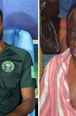 I've not heard from my son in five years, Mikel's father cries out
