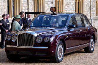 Queen Elizabeth's used cars up for auction