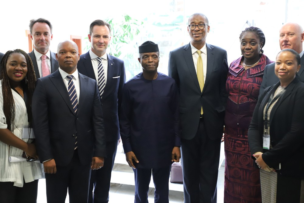 Volkswagen, Nissan, 18 other auto industry operators visit Nigeria, to set up car plant soon