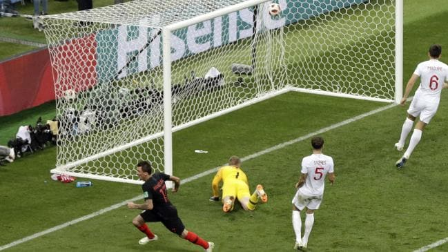 World Cup: Croatia beat England 2-1 to qualify for final