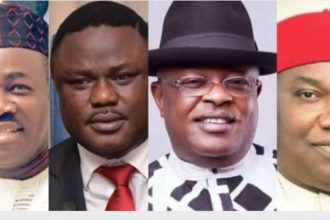 2019: PDP speaks on alleged defection moves of Akpabio, Ayade, Ugwuanyi, others