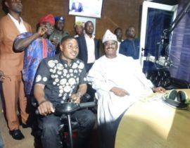 THROWBACK: Ayefele's Fresh FM is best in Oyo, I see no reason to demolition it – Ajimobi