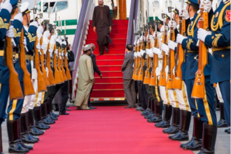 focac-buhari-departs-for-china-to-meet-president-jinping-others