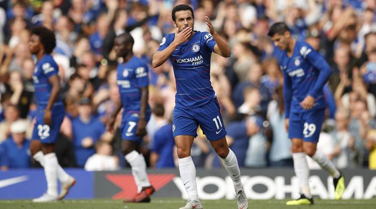 Chelsea beat Arsenal 3-2 in thrilling London derby