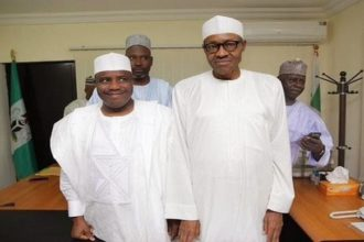 Tambuwal hints on running against Buhari in 2019