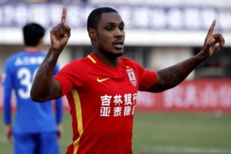 I'm fit, ready for AFCON, says Ighalo
